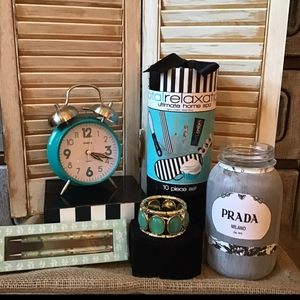 6PC GLAM AND GOODY LOT